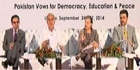Sawal Hai Pakistan Ka (How New Pakistan Will Be Formed?) – 25th October 2014