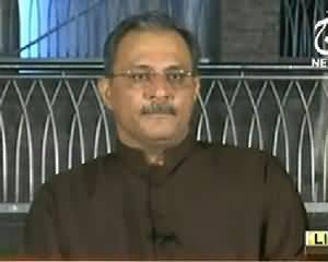 Sawal Hai Pakistan Ka (Karachi Targeted Operation: MQM Kis Had Tak Mutmain?) - 6th December 2013