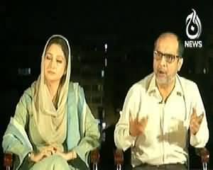 Sawal Hai Pakistan Ka (Kia PTI Ka NATO Supply Rukwane Ka Faisala Darust Hai?) - 29th November 2013