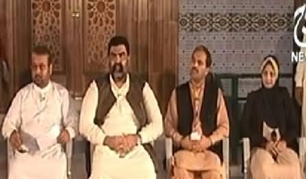 Sawal Hai Pakistan Ka (Live Program From Minhaj ul Quran Secretariat) – 9th August 2014