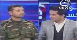 Sawal Hai Pakistan Ka (Pak Navy Operational Exercise) – 1st February 2019