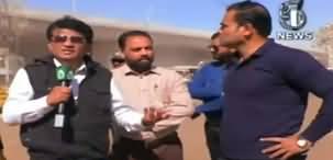 Sawal Hai Pakistan Ka (Public Transport Issue in Karachi) - 19th January 2020