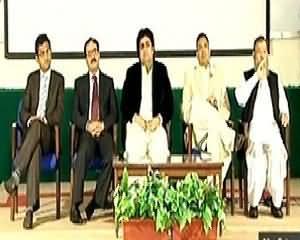 Sawal Hai Pakistan Ka (Talk with Educated Youth of Sindh) - 28th February 2014
