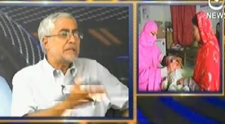 Sawal Hai Pakistan Ka (Who is Responsible For Polio Failure) - 17th May 2014