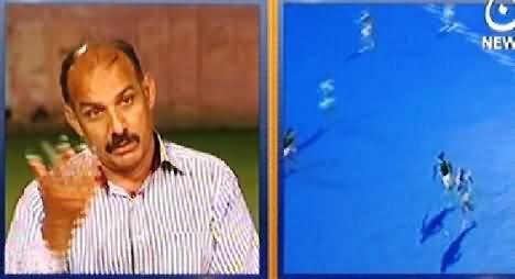 Sawal Hai Pakistan Ka (Why People Not Interested in Hockey) – 4th October 2014