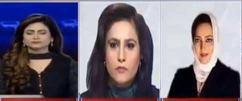 Sawal Hai Vote Ka on Aaj News (Captain Safdar Arrested) - 8th July 2018