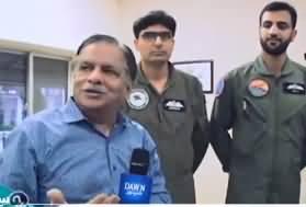 Sawal Se Aagay (Pakistan Air Force) - 7th September-2019