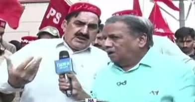 Sawal Se Agay (Karachi Kis Ko Vote De Ga) – 8th July 2018