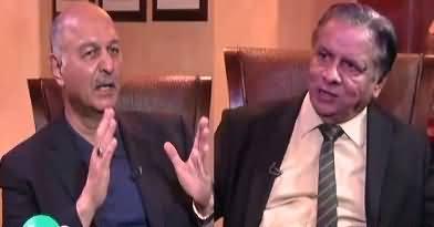 Sawal Se Agay (Why Nawaz Sharif Angry on Judiciary) – 13th May 2018