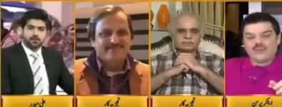 Sawal To Hoga (Nawaz Sharif's Narrative) - 25th May 2018
