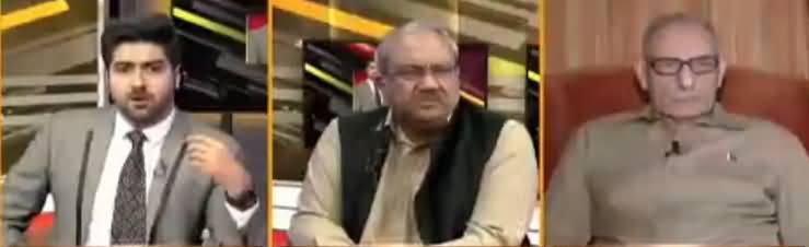 Sawal To Hoga (Nawaz Sharif's Statement) - 13th May 2018