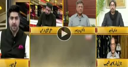 Sawal To Hoga (Pakistan Ki Siasi o Muashi haalat) - 27th October 2018
