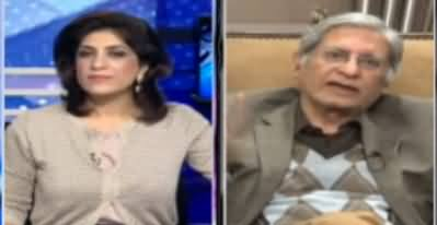 Sawal with Amber Shamsi (Aitzaz Ahsan Exclusive Interview) - 1st December 2019