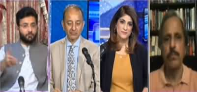 Sawal With Amber Shamsi (Govt Defeats Opposition) - 18th September 2020