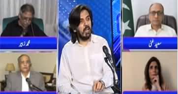 Sawal with Amber Shamsi (Govt Judiciary Confrontation) - 19th June 2020