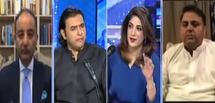 Sawal With Amber Shamsi (Govt Vs Opposition) - 2nd October 2020