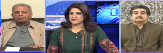 Sawal with Amber Shamsi (Govt Vs Opposition) - 7th March 2019