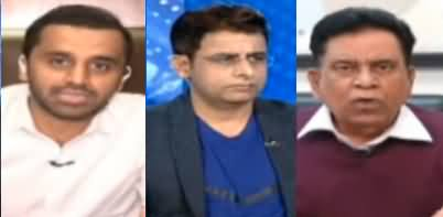 Sawal With Amber Shamsi (Is Media Conspiring Against Govt?) - 16th February 2020