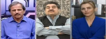 Sawal With Amber Shamsi (Nawaz Sharif Critical Condition) - 24th October 2019