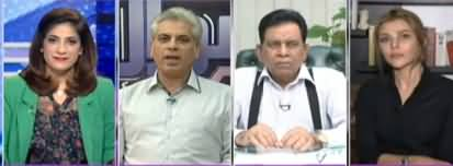 Sawal with Amber Shamsi (PMLN Divided Into Two Groups) - 10th October 2019