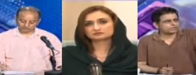 Sawal With Amber Shamsi (PMLN's Dual Policy) - 15th August 2020