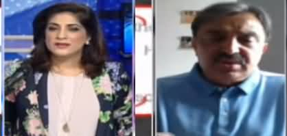 Sawal with Amber Shamsi (Special Talk With Habib Jan) - 11th July 2020