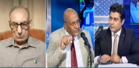 Sawal with Ehtesham Amir-ud-Din (Afghan Situation And Pakistan's Role) - 10th July 2021