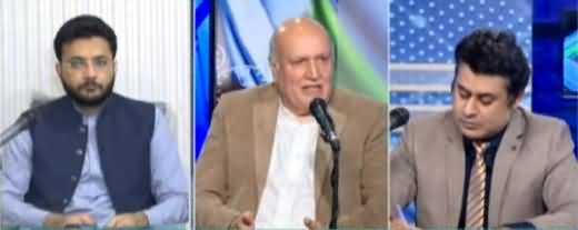 Sawal with Ehtesham Amir-ud-Din (Afghanistan's Situation) - 15th August 2021