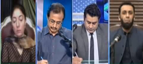 Sawal with Ehtesham Amir-ud-Din (Azad Kashmir Election) - 9th July 2021