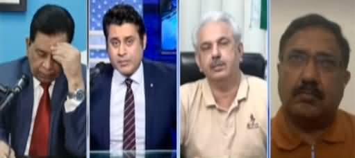Sawal with Ehtesham Amir-ud-Din (Pak America Relations) - 4th July 2021