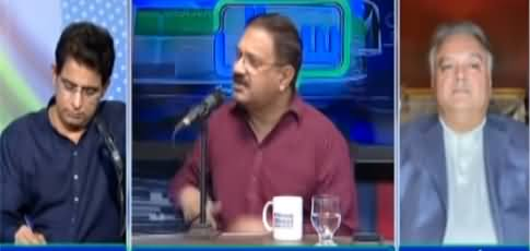 Sawal with Ehtesham Amir-ud-Din (Pakistan Failed To Win Olympic Medal) - 7th August 2021