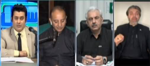 Sawal with Ehtesham Amir-ud-Din (PTI Govt's Performance) - 1st May 2021
