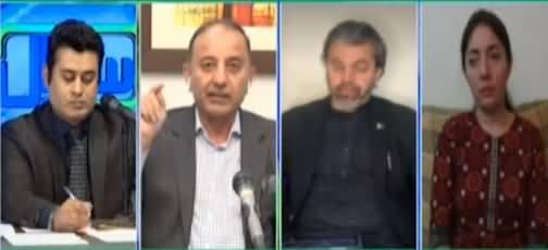 Sawal with Ehtesham Amir-ud-Din (Rana Sanaullah Ki Dhamki) - 17th April 2021
