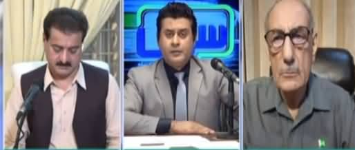 Sawal with Ehtesham Amir-ud-Din (TTP Ke Sath Muzakraat) - 3rd October 2021