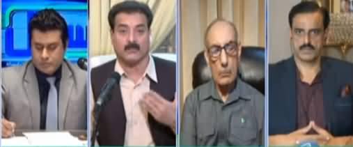 Sawal with Ehtesham Amir-ud-Din (TTP Se Muzakraat) - 2nd October 2021
