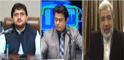 Sawal with Ehtesham (Hakumat Aur Opposition Ki Mahaz Arai) - 24th October 2020