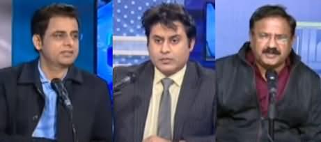 Sawal with Ehtesham (Opposition Ka Multan Jalsa Gah Per Qabza) - 28th November 2020