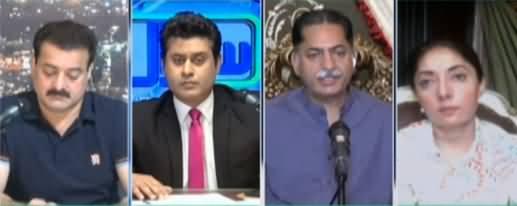 Sawal with Ehtesham (PDM Karachi Jalsa) - 29th August 2021