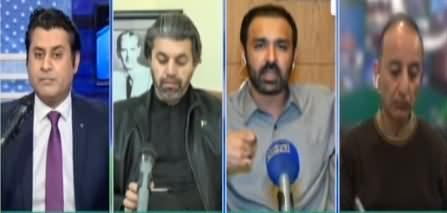 Sawal with Ehtesham (PDM Multan Jalsa) - 29th November 2020