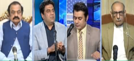 Sawal with Ehtesham (PPP Vs PMLN Vs Govt) - 19th March 2021