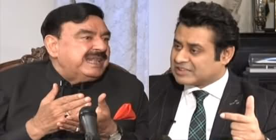 Sawal with Ehtesham Sheikh Rasheed Exclusive Interview) - 21st November 2020