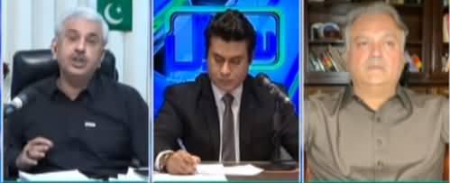 Sawal with Ehtesham (TTP Se Muzakraat Ka Faisla) - 1st October 2021