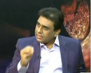 Sawal Yeh Hai - 19th July 2013 (Special Interview With MQM's Leader Khalid Maqbool)