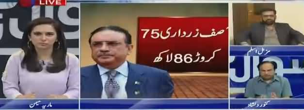 Sawal Yeh Hai (Assets of Politicians) - 23rd June 2018
