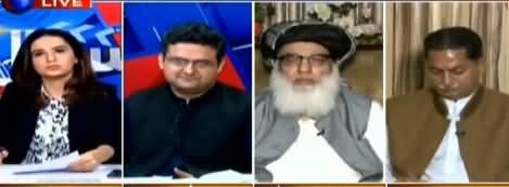 Sawal Yeh Hai (Azadi March, Hakumati Hikmat e Amli) - 18th October 2019