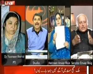 Sawal Yeh Hai (Country Is Not Heading Towards Right Direction, Why?) - 9th November 2013