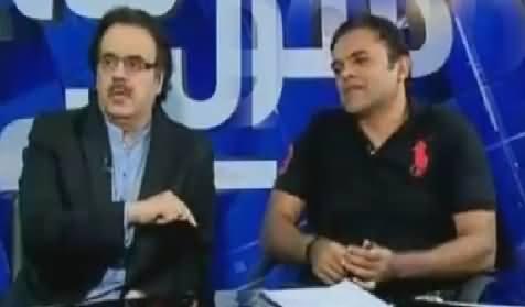 Sawal Yeh Hai (Dr. Shahid Masood & Kashif Abbasi on Current Issues) – 18th June 2016