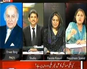 Sawal Yeh Hai (Is Solution Of Nation's Problems Lie In Tours Abroad?) – 27th September 2013