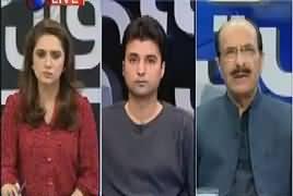 Sawal yeh hai (Kia Jamhoriyat Ko Fauj Se Khatra?) – 15th October 2017