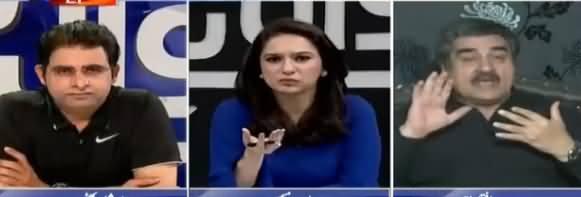 Sawal Yeh Hai (Kia Nawaz Sharif Ki Siasat Khatam?) - 13th April 2018